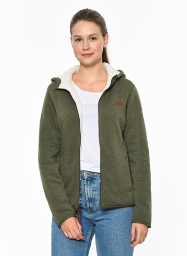 Columbia Polar Sweatshirt Gri